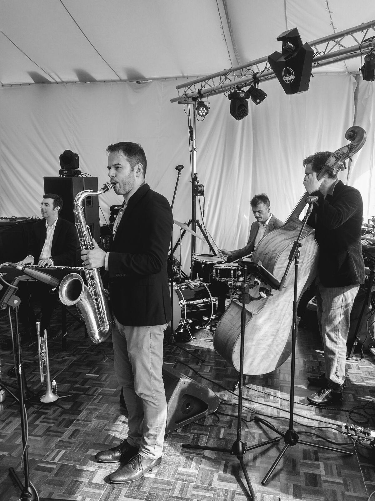 Music for weddings: Jazz Band