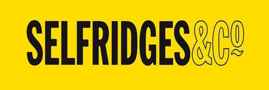 February events round up: Selfridges logo