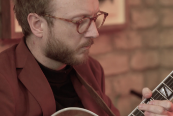 Jazz Guitar London Wedding